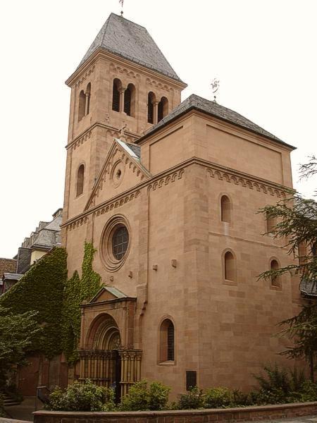 Martinskirche Worms Portal