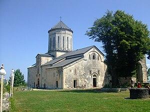 Martvili Monastery - Image: Martvili monastery 1