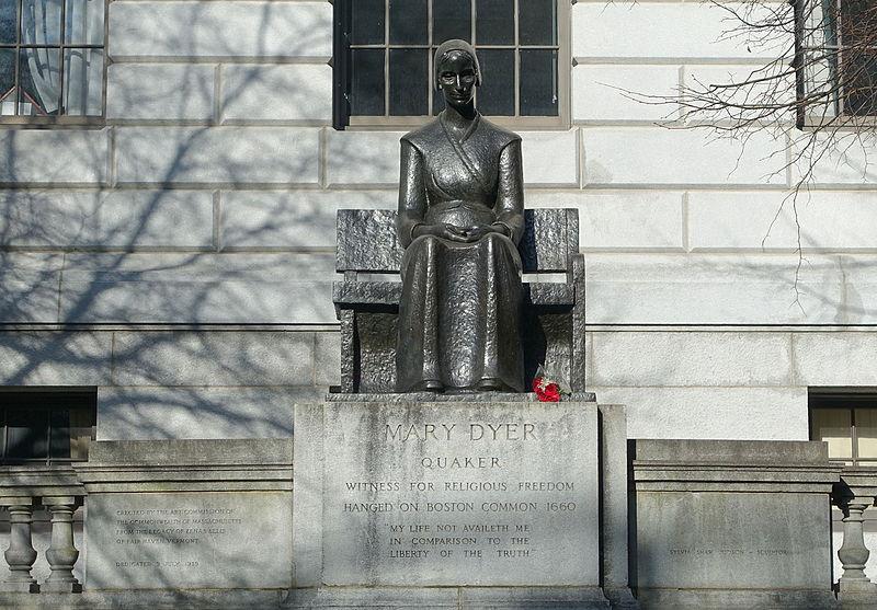 File:Mary Dyer by Sylvia Shaw Judson - Boston, MA - DSC05488.JPG