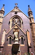 Mary Mackillop Memorial Chapel, Mount Street, North Sydney, New South Wales, Sydney - Wiki0152
