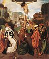 Master of the Virgo inter Virgines - Crucifixion - WGA14641.jpg
