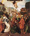 Master of the Virgo inter Virgines - Crucifixion - WGA14641.jpg