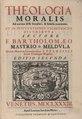 Mastri - Theologia moralis, 1683 - 4330407.tif