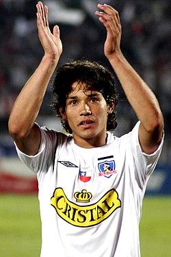 Matías Fernandez no Colo Colo