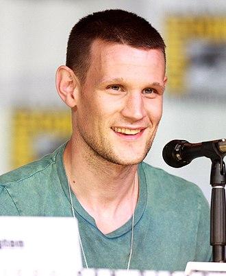 Matt Smith (actor) - Smith at the 2013 San Diego Comic-Con