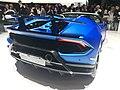 Matte Blue Lamborghini Huracan Performante Spyder (Ank Kumar) 09.jpg