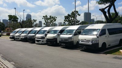 Maxi Cab Singapore - Mini bus Charter