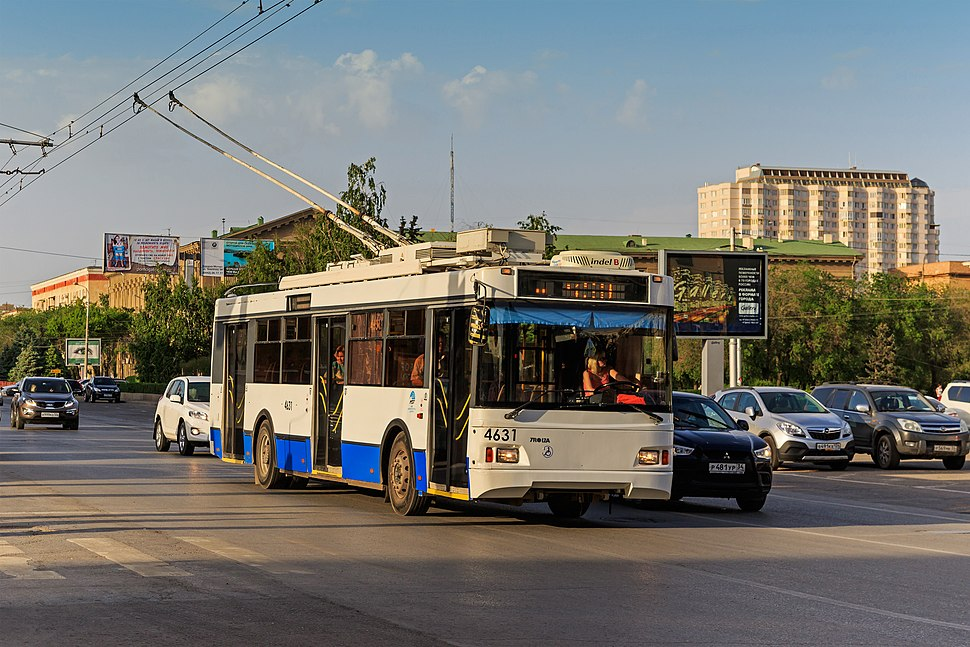 May2015 Volgograd img16 trolley