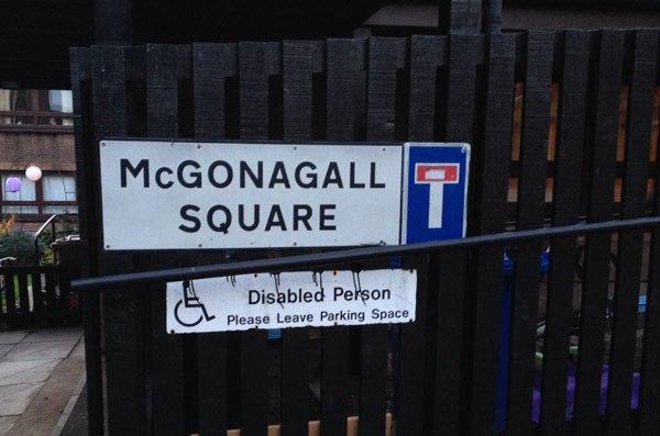 Mcgonagall-square