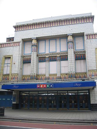 The Rank Group - Mecca Bingo in Essex Road, London