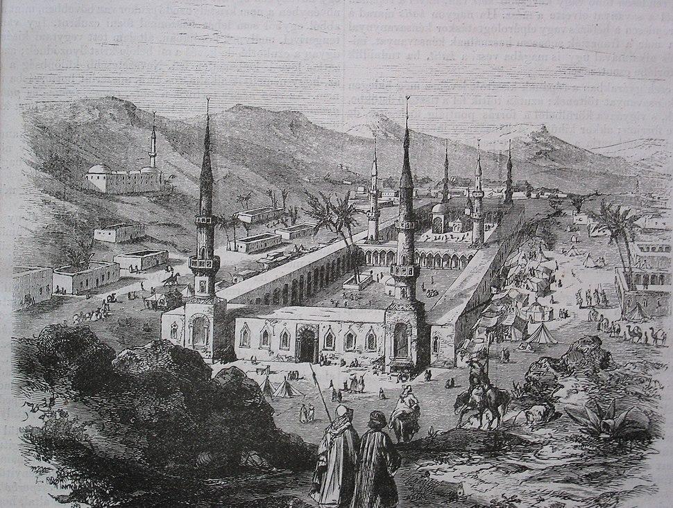 Medina Grab des Propheten