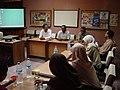 Meeting With Pusat Sains Negara And NCSM Officers - NCSM - Kolkata 2003-09-22 00317.JPG