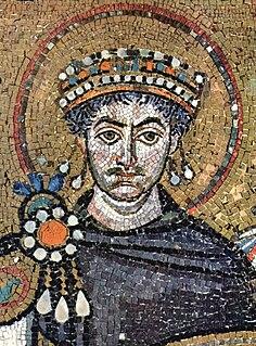 Justinian I Eastern Roman emperor, 527–565