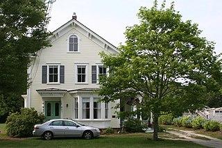 Mercelia Evelyn Eldridge Kelley House