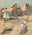 Merina artillery in ambush Henri Gallichet 1850 1923 Louis Charles Bombled 1862-1927 La Guerre a Madagascar 1896.jpg