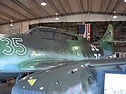 Me 262 B-1a (White 35)