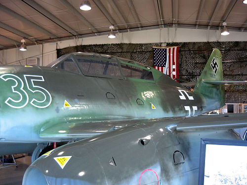 메서슈미트 Me-262