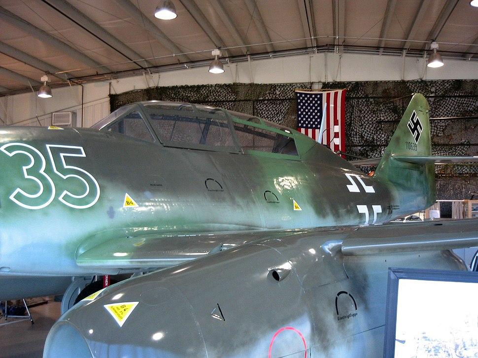 Messerschmitt Me 262B-1a