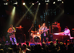 The Funky Meters live 2011