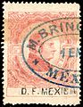 Mexico 1877 documentary revenue 38 DF oil.jpg