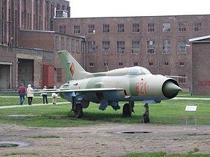 MiG 21 (航空機)の画像 p1_2