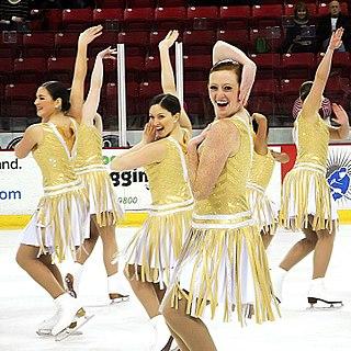 Miami University Synchronized Skating Team