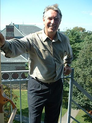 Michael Duff (physicist) - Image: Michael Duff 2003