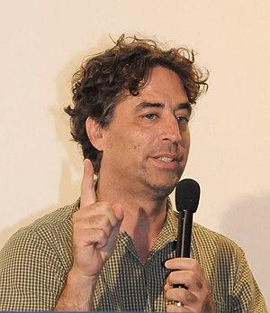 Michael Hardt - Michael Hardt speaking at the Seminário Internacional Mundo. 2008