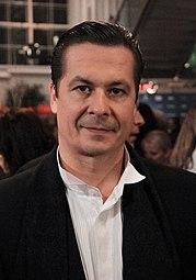 Michael Dangl - Nestroy-Theaterpreis 2012.jpg