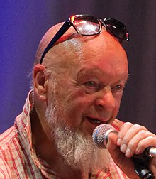 Michael Eavis 04 - Glastonbury Festival 2019 crop.jpg