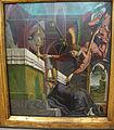 Michael pacher, un angelo col cuore di sant'agostino appare a san sigisberto.JPG