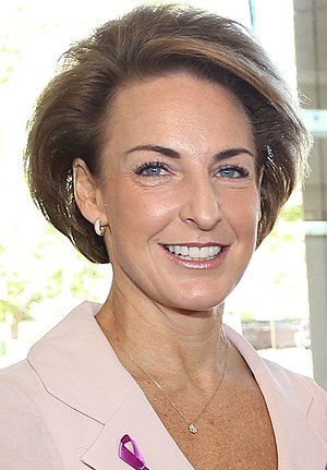 Minister for Employment (Australia) - Image: Michaelia Cash March 2014