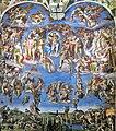 Michelangelo Buonarroti - Il Giudizio Universale.jpg