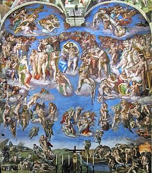 https://upload.wikimedia.org/wikipedia/commons/thumb/8/89/Michelangelo_Buonarroti_-_Il_Giudizio_Universale.jpg/310px-Michelangelo_Buonarroti_-_Il_Giudizio_Universale.jpg