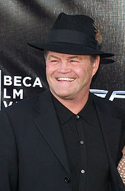 George Michael 'Mickey' Dolenz, 39 years after the events leading to his being named in the song