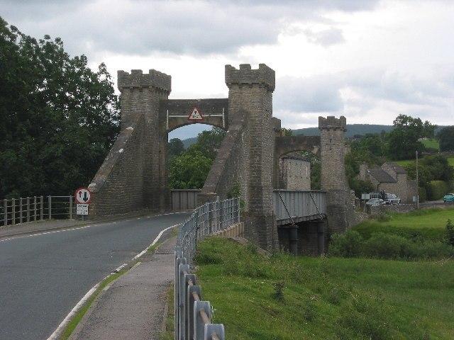 Middleham Bridge - geograph.org.uk - 28582