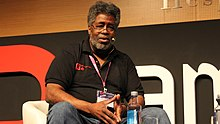 Mike Pondsmith, Gamelab 2017 (35483365351).jpg