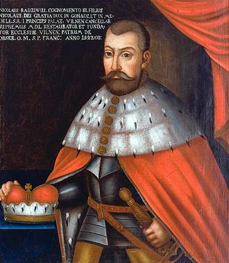 Mikołaj II Radziwiłł - Image: Mikołaj Radziwiłł Amor Poloniae