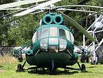 Mil Mi-8T at Central Air Force Museum Monino pic5.JPG