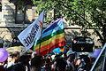 Milano Pride flags.JPG