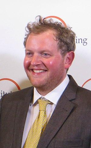 Miles Jupp - Jupp in July 2017