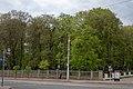 Military cemetery in Minsk, Belarus 1.jpg