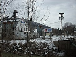 Mill in Knoxville, PA.JPG