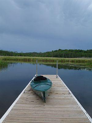 Mille Lacs Kathio State Park - Image: Millelacs