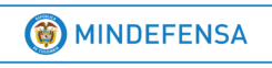 MinDefensa (Colombia) logo.png