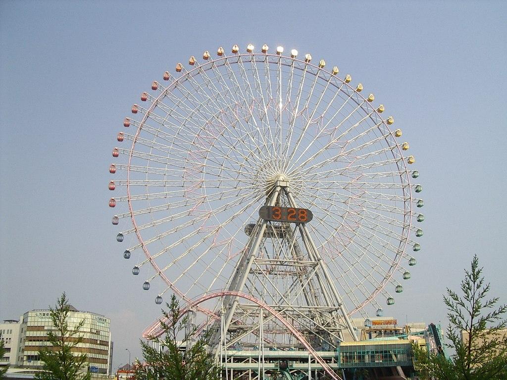 MinatoMirai21 - FerrisWheel