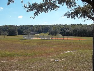 Minneola, Florida - Trailhead Park
