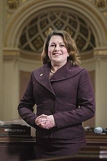 Michelle Benson American accountant and politician, Republican member of the Minnesota State Senate
