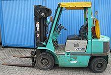 Mitsubishi Forklift Trucks - Wikipedia