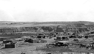 Moenkopi Formation - Moenkopi Wash in Coconino County, Arizona (1914).